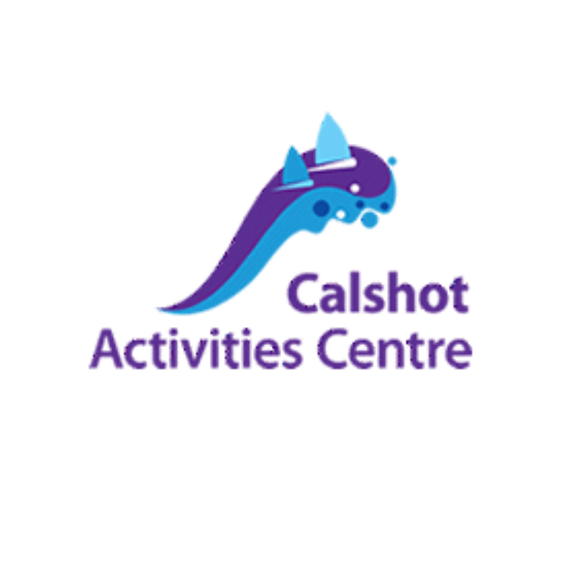 Calshot Activities Centre logo - previous clients of Celebrating Disability - Disability Awareness Support for your business
