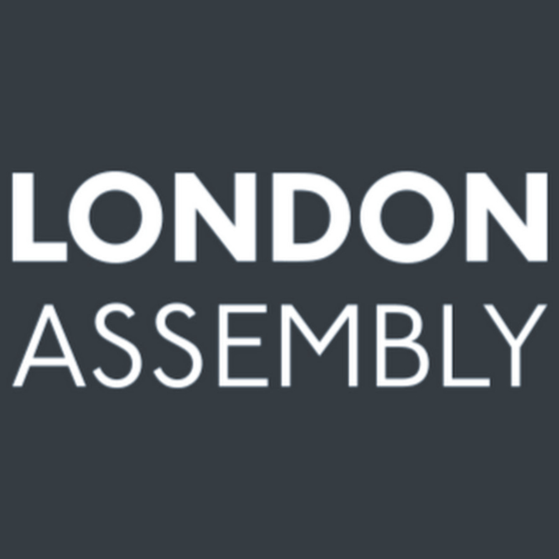 London Assembly - logo - previous clients of Celebrating Disability - Disability Awareness Support for your business